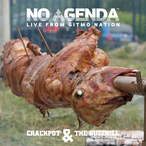 No Agenda Art Generator :: Drone BBQ