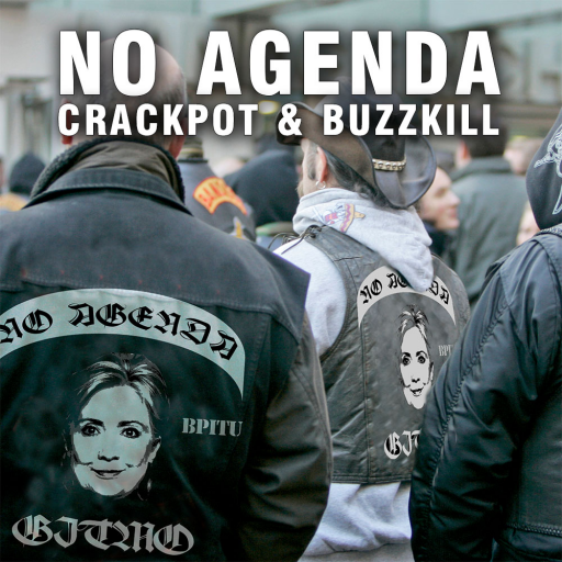 No Agenda Album Art by jayyoung
