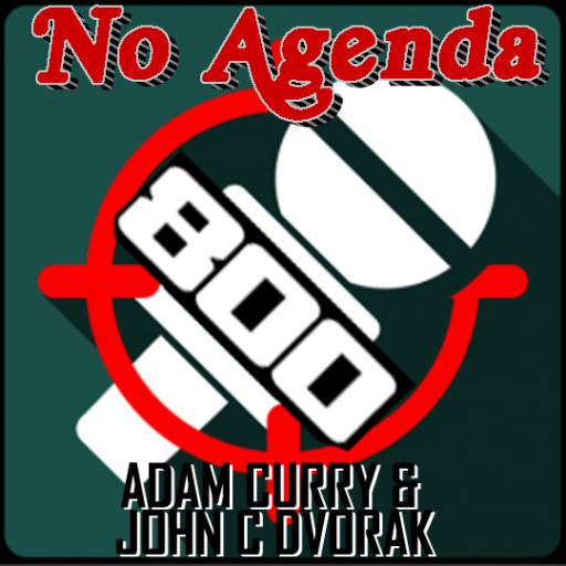 No Agenda Album Art by pewdiepie