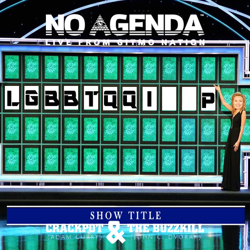 No Agenda Album Art by Sea_V_Tea