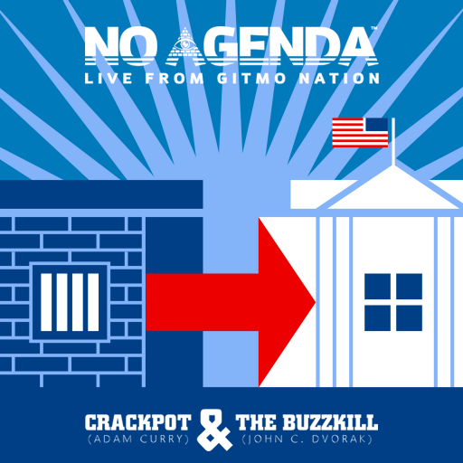 No Agenda Album Art by Sarcasquatch