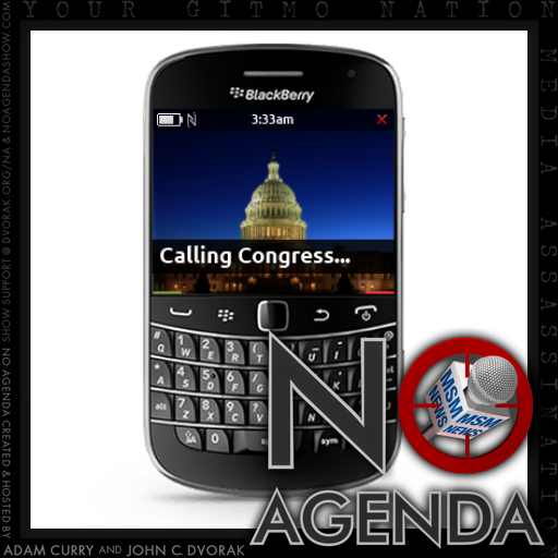 No Agenda Album Art by anonymous