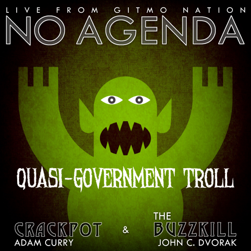 No Agenda Art Generator :: Quasi-Government Troll