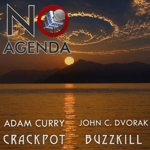 No Agenda Album Art by Baron_Nussbaum
