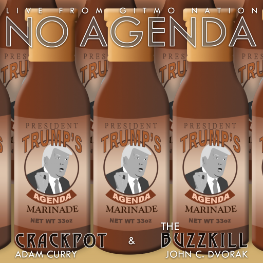 No Agenda Album Art by idoit