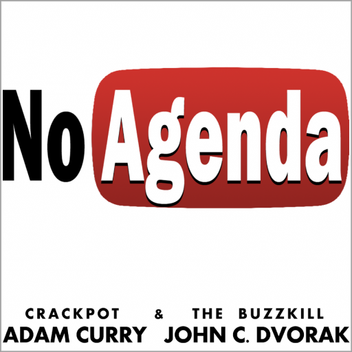 No Agenda Album Art by Sir_Sluf