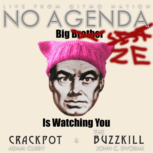 No Agenda Album Art by alan_woodyard