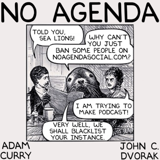 no agenda art generator sea lioning