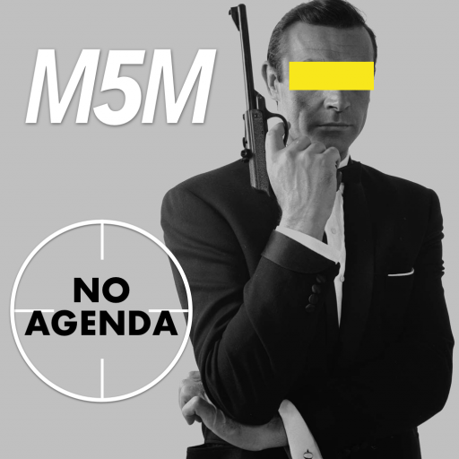 No Agenda Album Art by gastongarciao