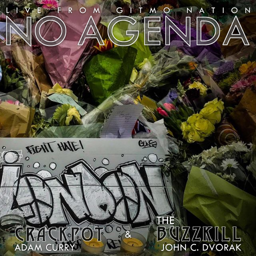 No Agenda Album Art by London