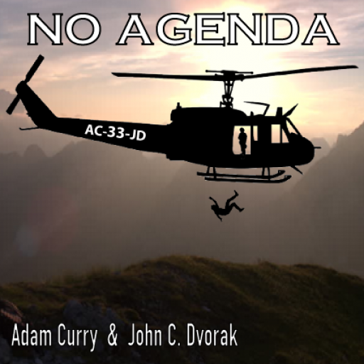 No Agenda Album Art by longdog-silver