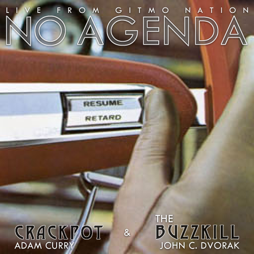 No Agenda Album Art by richardslink