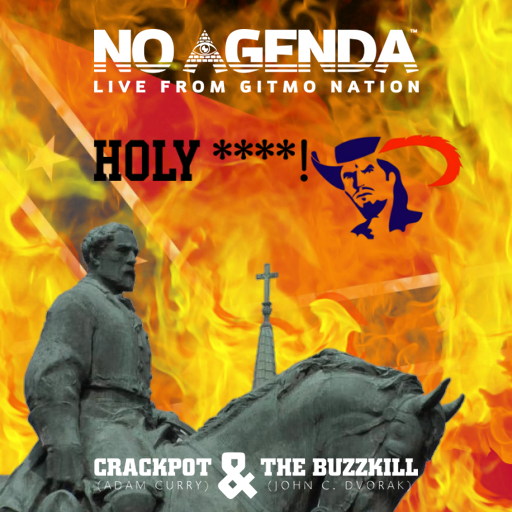 No Agenda Album Art by ScubaSteve