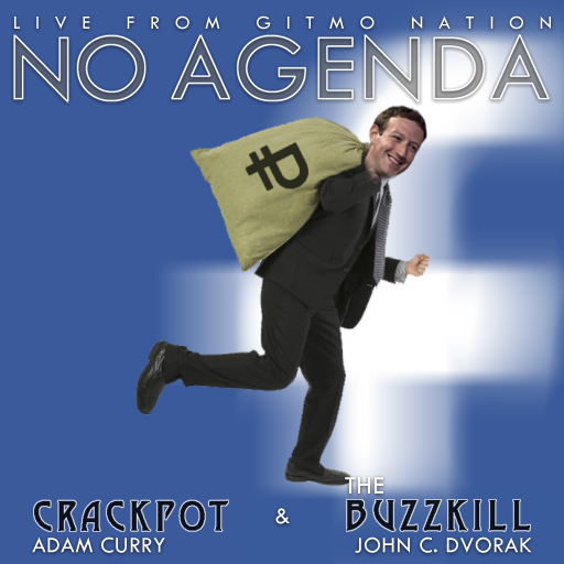 No Agenda Album Art by wabbis
