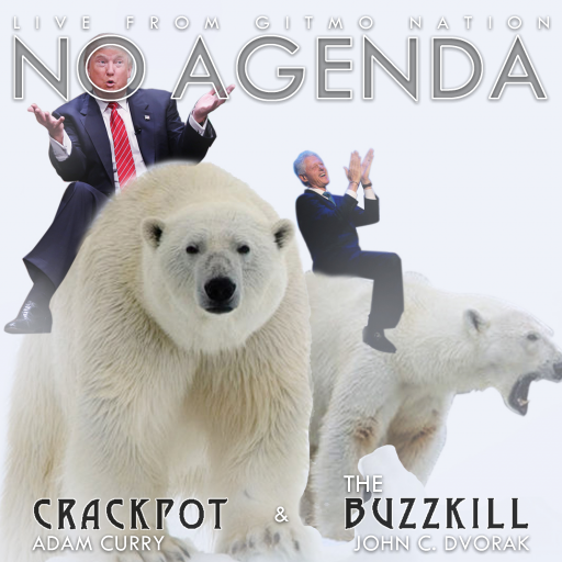 No Agenda Album Art by joshatorium