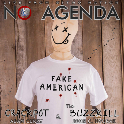 No Agenda Album Art by ConanSalada