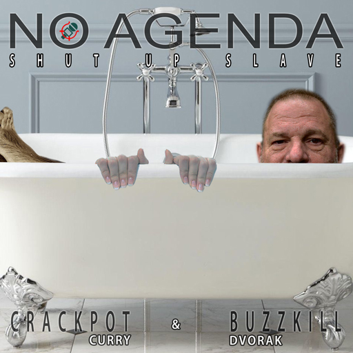 No Agenda Album Art by MrC