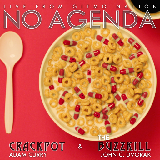 No Agenda Album Art by Erzejot