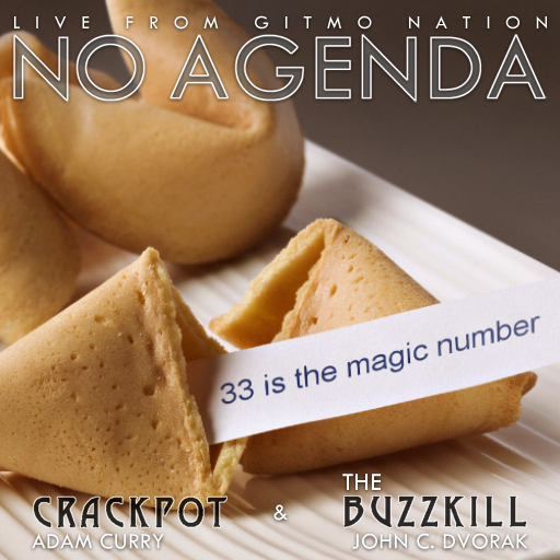 No Agenda Album Art by marcuscouch