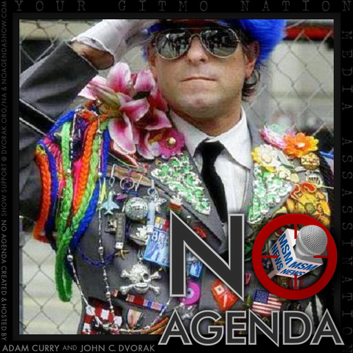 No Agenda Album Art by lolmc