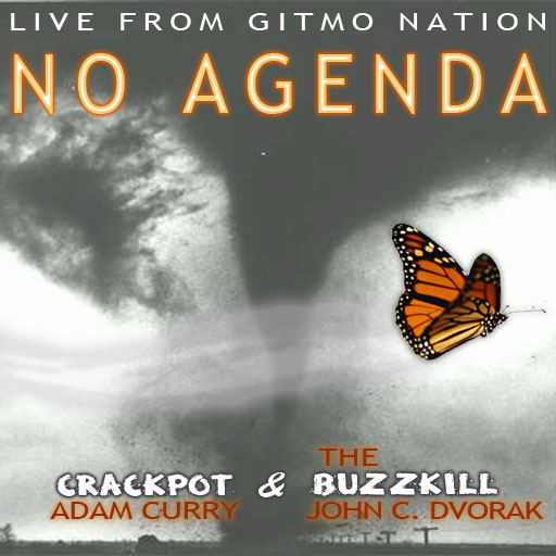 No Agenda Album Art by jessedigital
