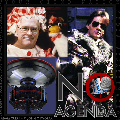 No Agenda Album Art by dusanmal