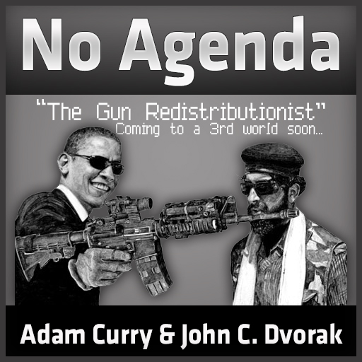 No Agenda Album Art by michaelshelby