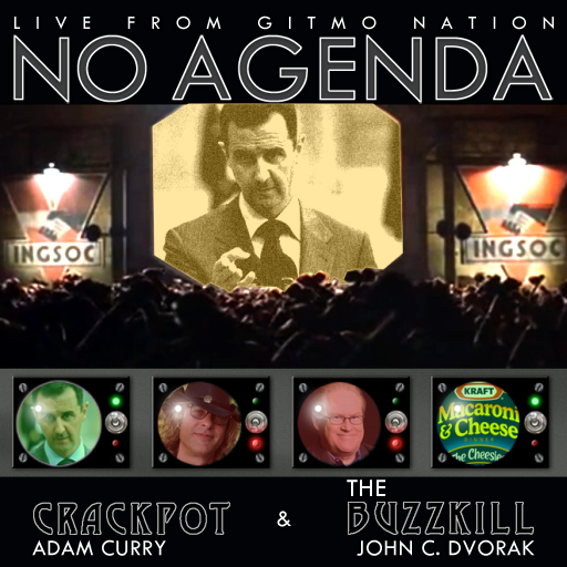 No Agenda Album Art by AshDeSlave