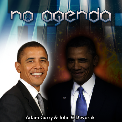 No Agenda Album Art by FolkilskFogsvans