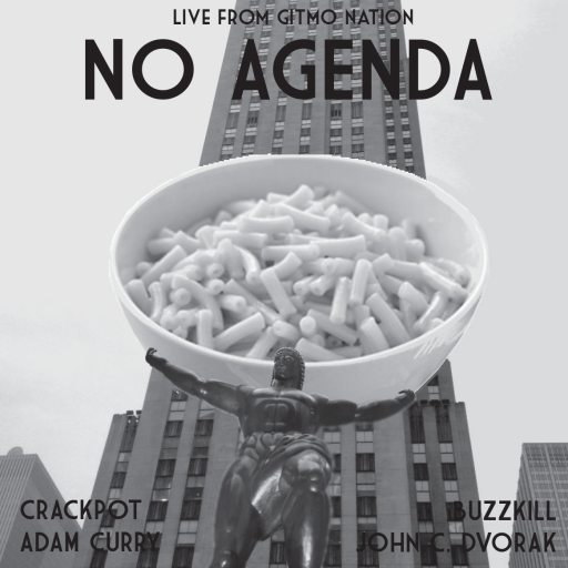 No Agenda Album Art by pete7651
