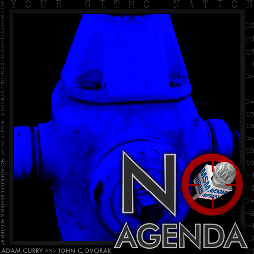 No Agenda Album Art by khamar