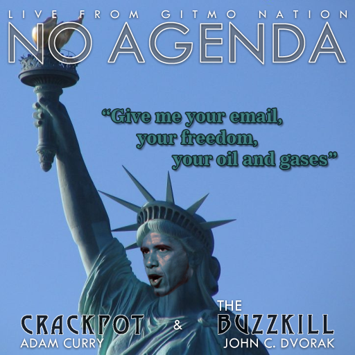 No Agenda Album Art by csleigh