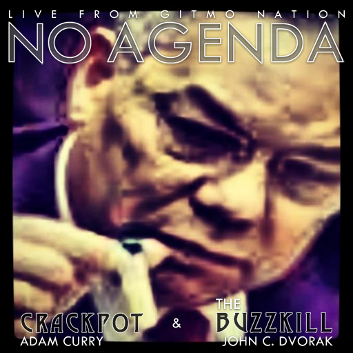 No Agenda Album Art by camroc_23