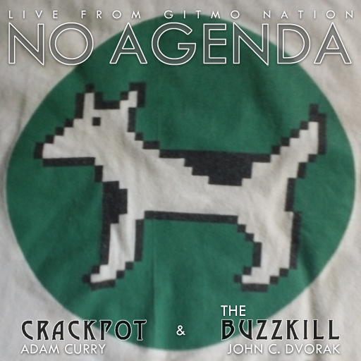 No Agenda Album Art by Kosmo