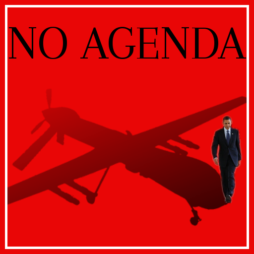 No Agenda Album Art by AdamAtSea