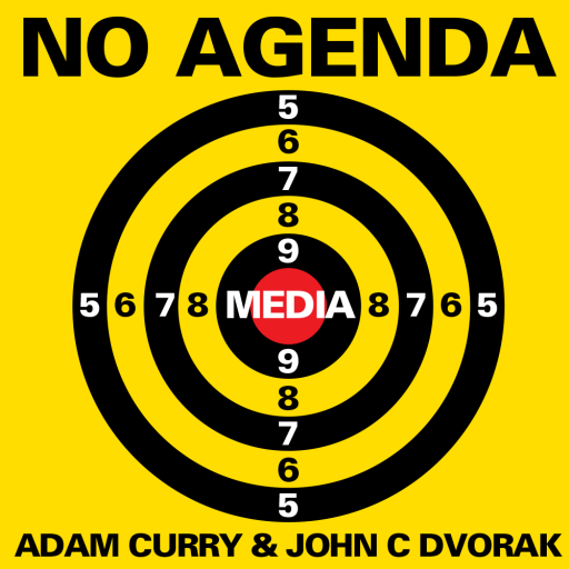 No Agenda Album Art by dmacdonald