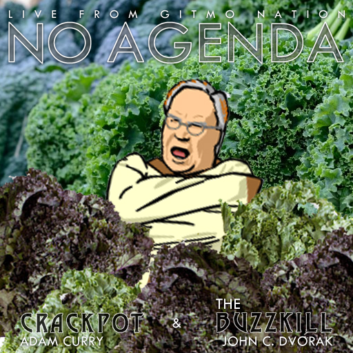 No Agenda Album Art by alex norrie