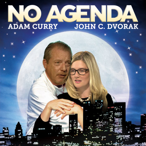 No Agenda Album Art by facereplacer