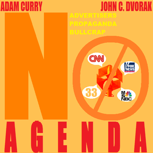 No Agenda Album Art by crispysqu