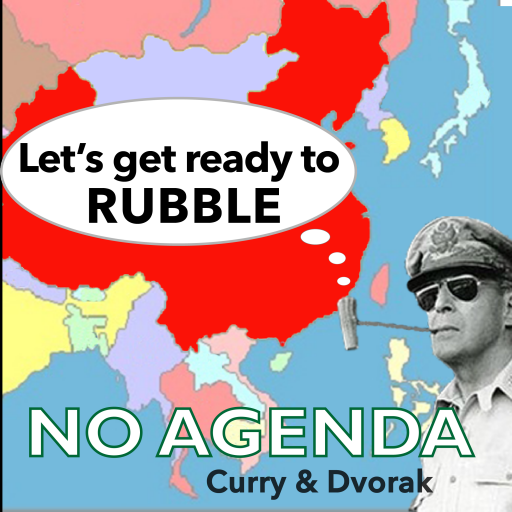 No Agenda Album Art by rduer