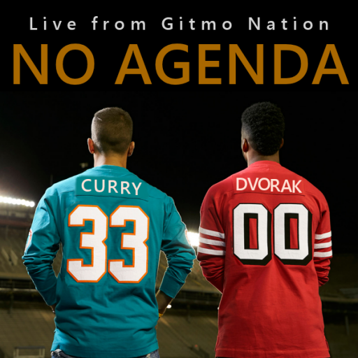 No Agenda Album Art by kj-myzee