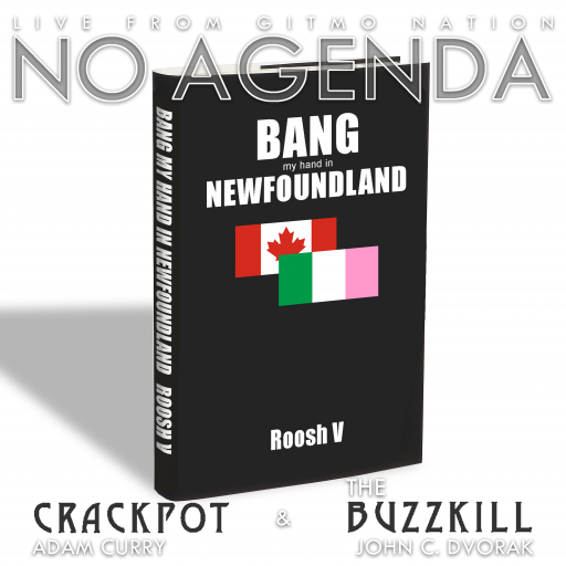 No Agenda Album Art by OfficerDoofy