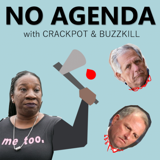 No Agenda Album Art by whitewyatt