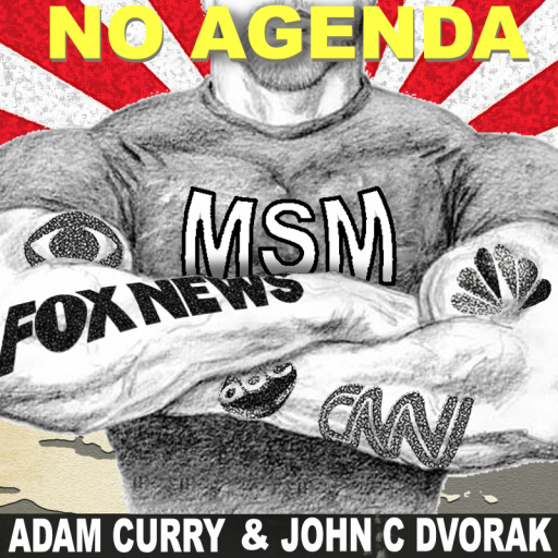 No Agenda Album Art by BaronTesticles