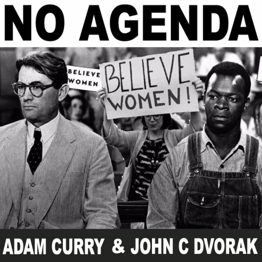 No Agenda Album Art by NAartistsOnSTRIKE