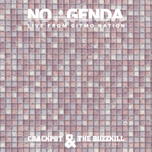 No Agenda Album Art by ivan