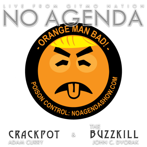 No Agenda Album Art by lowebrau