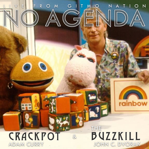 No Agenda Album Art by dbolli