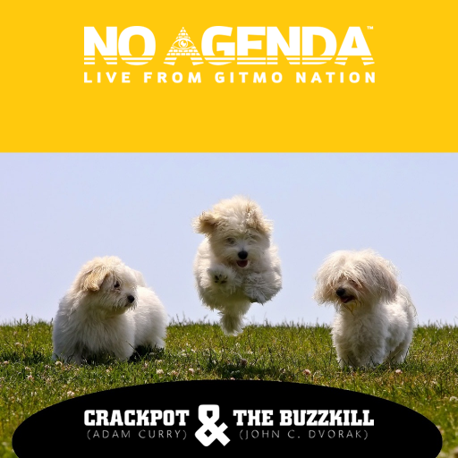 No Agenda Album Art by MIKE-ROTCH