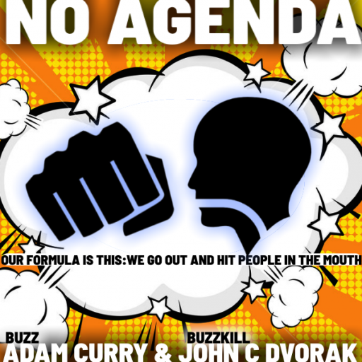 No Agenda Album Art by CitizenX
